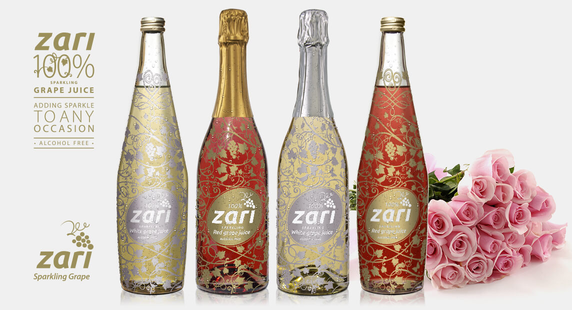 Horses For Causes - Zari Sparkling Grape